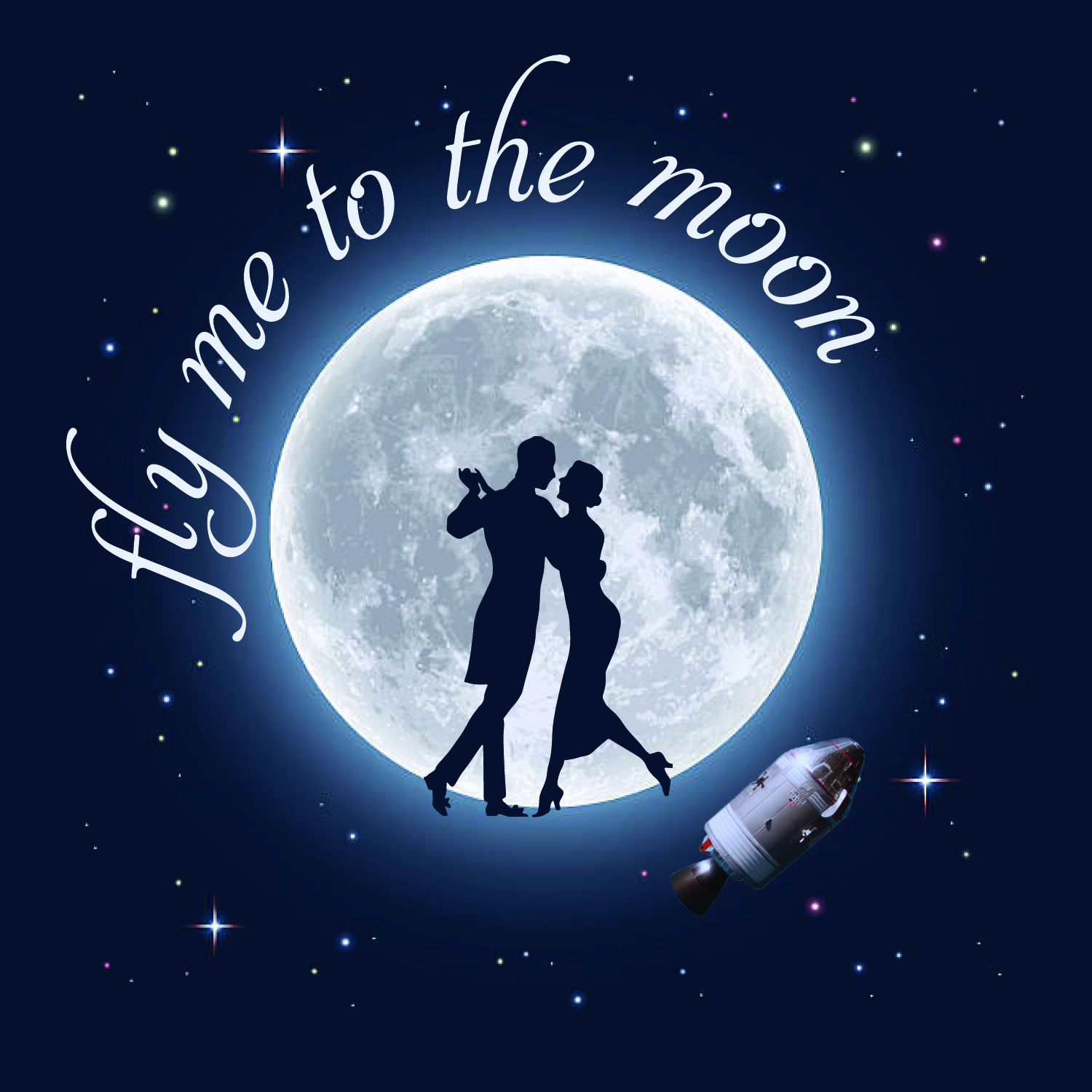 Fly Me to the Moon – Another Stellar CHV Gala!   Capitol Hill Village