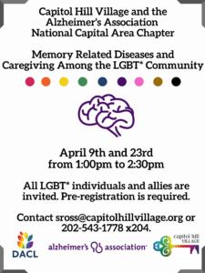 Alzheimer's Association Events